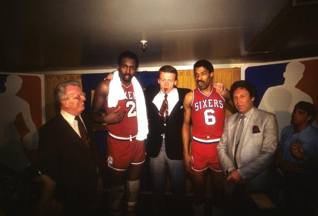 Los Angeles Lakers vs Philadelphia 76ers, 1983 NBA Finals